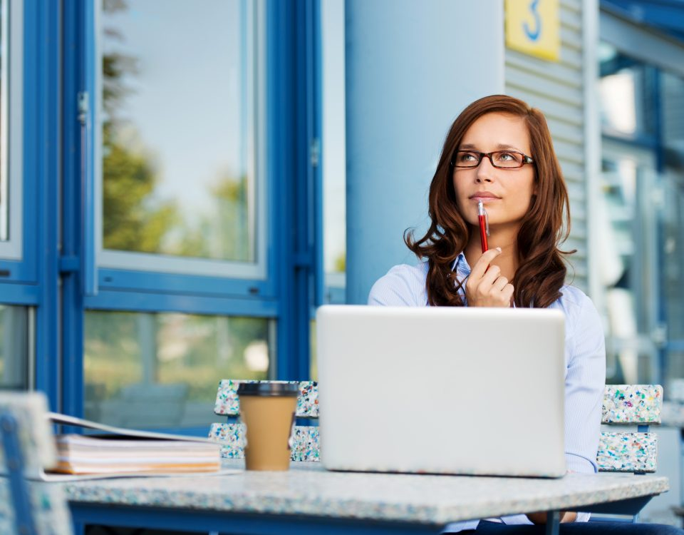 woman contemplating Accessing Superannuation Early